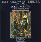 Julia Varady, Aribert Reimann: Tchaikovsky: Lieder - Plak