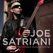 Joe Satriani: The Complete Studio Records - CD