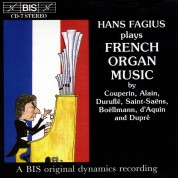 Hans Fagius: French Organ Music - CD