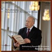 Gothenburg Symphony Orchestra, Neeme Järvi: Tchaikovsky: Symphony No.4 - SACD