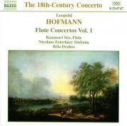 Hofmann: Flute Concertos, Vol.  1 - CD