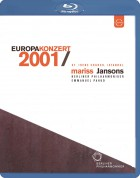 Emmanuel Pahud, Berliner Philharmoniker, Mariss Jansons: Europakonzert 2001 from Istanbul - BluRay