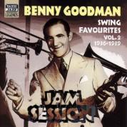 Benny Goodman Band: Goodman, Benny: Jam Session (1936-1939) - CD