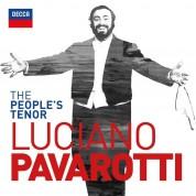 Luciano Pavarotti: The People's Tenor - CD