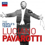Luciano Pavarotti: The People's Tenor - CD