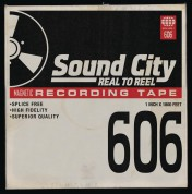 Çeşitli Sanatçılar: Sound City: Real To Reel (Soundtrack) - Plak