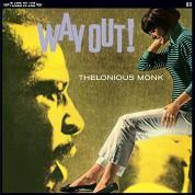 Thelonious Monk: Way Out +1 Bonus Track - Plak