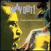 Thelonious Monk: Way Out +1 Bonus Track - Plak