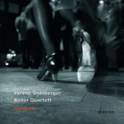 Ferenc Snétberger: Hallgato - CD