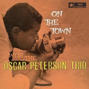 Oscar Peterson Trio - On The Town + 1 Bonus Track! - Plak