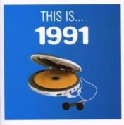 Çeşitli Sanatçılar: This is... 1991 - CD