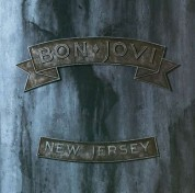Bon Jovi: New Jersey (Remastered) - Plak