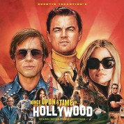 Çeşitli Sanatçılar: Quentin Tarantino's Once Upon A Time In Hollywood (Soundtrack) - CD