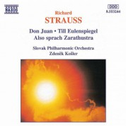 Strauss, R.: Don Juan / Till Eulenspiegel / Also Sprach Zarathustra - CD