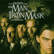 Nick Glennie-Smith's: OST - Man In The Iron Mask - CD
