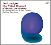 Jan Lundgren, Mattias Svensson: The Ystad Concert: A Tribute to Jan Johansson - CD