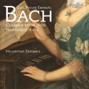 Helianthus Ensemble: C.P.E. Bach: Chamber Music with Transverse Flute - CD