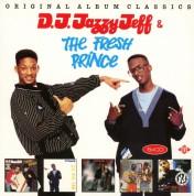 DJ Jazzy Jeff, The Fresh Prince: Original Album Classics - CD
