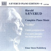 Saeverud: Complete Piano Music, Vol. 6 - CD