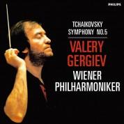 Valery Gergiev, Wiener Philharmoniker: Tchaikovsky: Symphony 5 - Plak