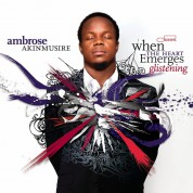Ambrose Akinmusire: When the Heart Emerges Glisten - CD