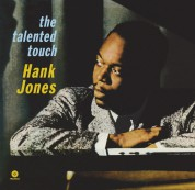 Hank Jones: The Talented Touch - Plak