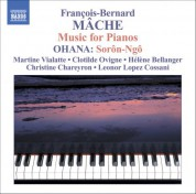Mache / Ohana: Music for Two Pianos - CD