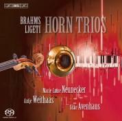 Marie-Luise Neunecker, Antje Weithaas: Brahms, Ligeti: Horn Trios - SACD