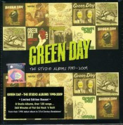 Green Day: The Studio Albums 1990-2009 - CD