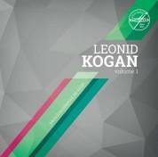 Leonid Kogan, Boston Symphony Orchestra, Pierre Monteux: Leonid Kogan Vol.1 - Plak