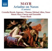 Franz Hauk: Mayr: Arianna a Nasso - CD