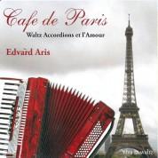Edward Aris: Cafe De Paris - CD
