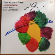 Paolo Fresu, Lars Danielsson: Summerwind (Sanatçı İmzalı) - Plak