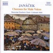 Janacek: Choruses for Male Voices - CD