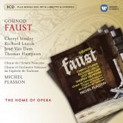Cheryl Studer, Richard Leech, Jose van Dam, Thomas Hampson, Orchestre National du Capitole de Toulouse, Michel Plasson: Gounod: Faust - CD