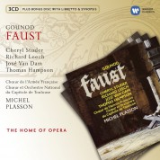 Cheryl Studer, Richard Leech, Jose van Dam, Thomas Hampson, Orchestre National du Capitole de Toulouse, Michel Plasson: Gounod: Faust - CD