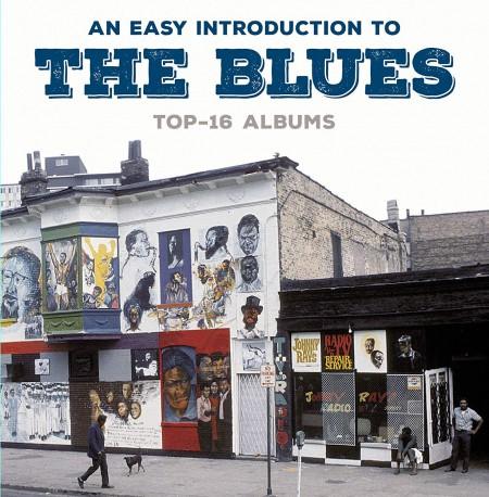 Çeşitli Sanatçılar: An Easy Introduction To The Blues (Top 16 Albums on 8CD Set) - CD
