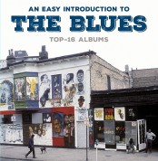 Çeşitli Sanatçılar: An Easy Introduction To The Blues (Top 16 Albums on 8CD Set) - CD