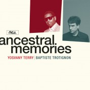Baptiste Trotignon, Yosvany Terry: Ancestral Memories - CD