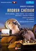 Hector Sandoval, Rosalind Plowright, Norma Fantini, Scott Hendricks, Ulf Schirmer, Wiener Symphoniker: Giordano: Andrea Chenier - DVD