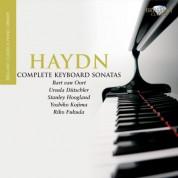 Bart van Oort, Ursula Dütschler, Stanley Hoogland, Yoshiko Kojima, Riko Fukuda: Haydn: Complete Keyboard Sonatas - CD