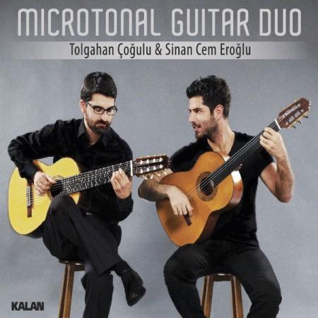 Tolgahan Çoğulu, Sinan Cem Eroğlu: Microtonal Guitar Duo - CD
