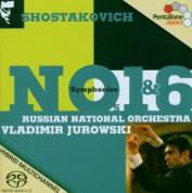 Vladimir Jurowski, Russian National Orchestra: Shostakovich: Symphony No. 1, 6 - SACD