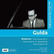 Friedrich Gulda, Kölner Rundfunk-Sinfonie-Orchester, Mario Rossi: Beethoven: Piano Concerto No.3, Piano Son. No.23-28 - CD