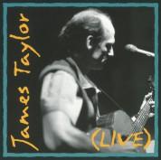 James Taylor: Live - Plak