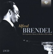 Alfred Brendel, The Legendary Mozart & Beethoven Recordings - CD