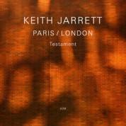 Keith Jarrett: Paris / London - Testament - CD