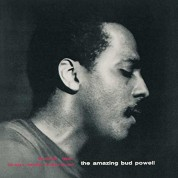 Bud Powell: The Amazing Bud Powell Vol. 1 - CD