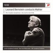 Leonard Bernstein: Bernstein Conducts Mahler - CD
