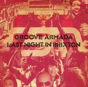 Groove Armada: Last Night In Brixton - CD